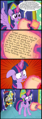 Dear Princess Twilight