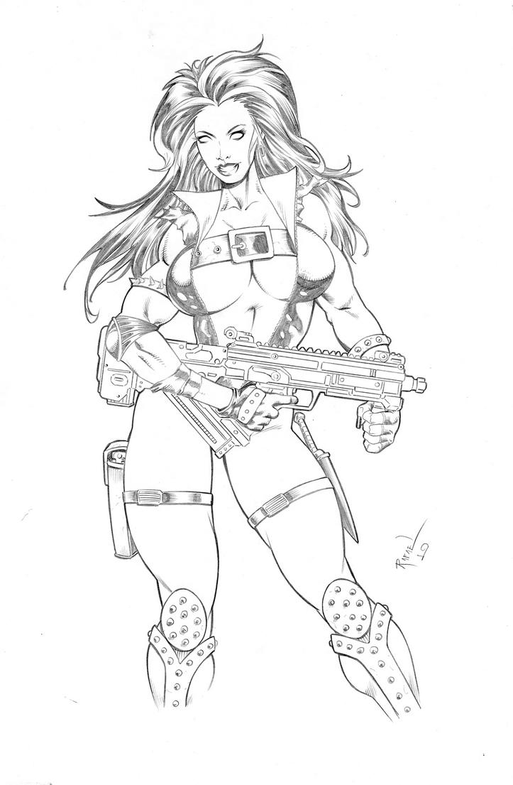 she hulk coloring pages - red she hulk 2 by rafael0381 on deviantart