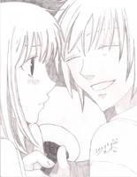 .:Yuki and Machi:. by sexykyo