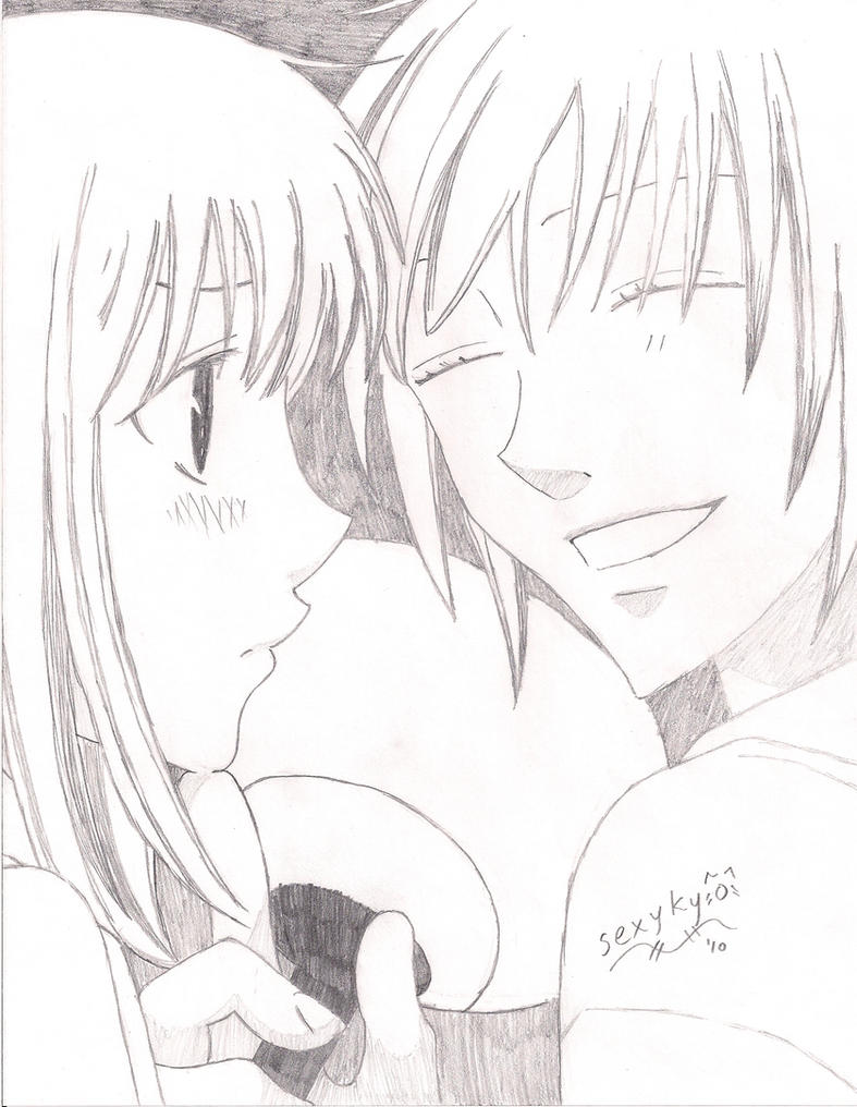 .:Yuki and Machi:. by sexykyo