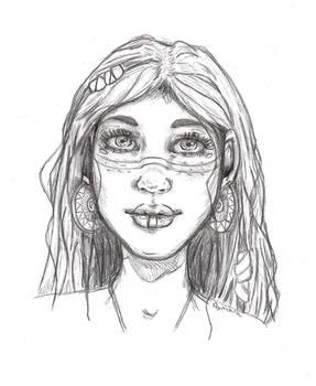 L'enfant Aymara