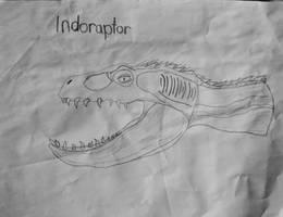 A creature of the future!  -Indoraptor