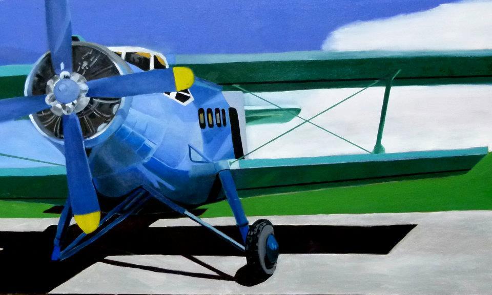 aeroplan by squmsa