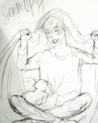Serendipity sketch