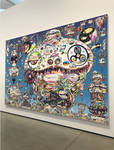 Takashi Murakami at The Broad!