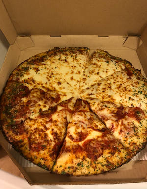 Pizza Hut pizza is the best pizza #SorryNotSorry
