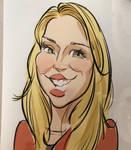 Jocelyn's Caricature