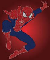 Spider-Man by Alex2424121