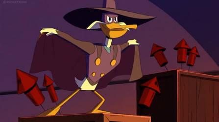New Darkwing Duck by Alex2424121