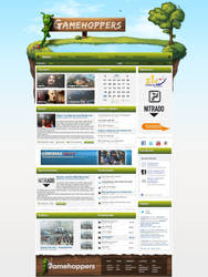 Gamehoppers-Design 17-10-12 by eqooo