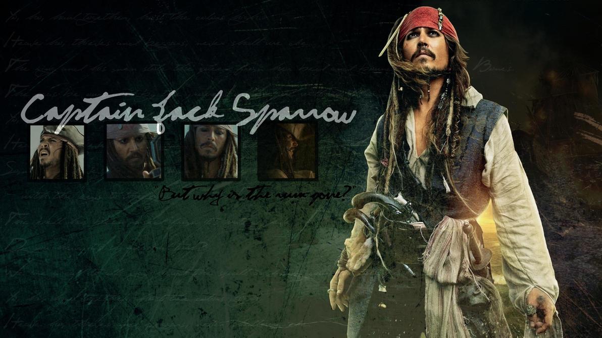 captain jack sparrowdallairius on deviantart