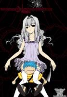 Anju from Chibi Vampire-Karin by hallow777