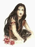 Pocahontas by Henu-Chan