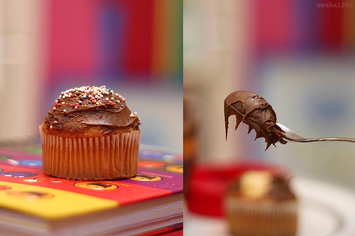 yummy cupcake by M-E-S-H-O