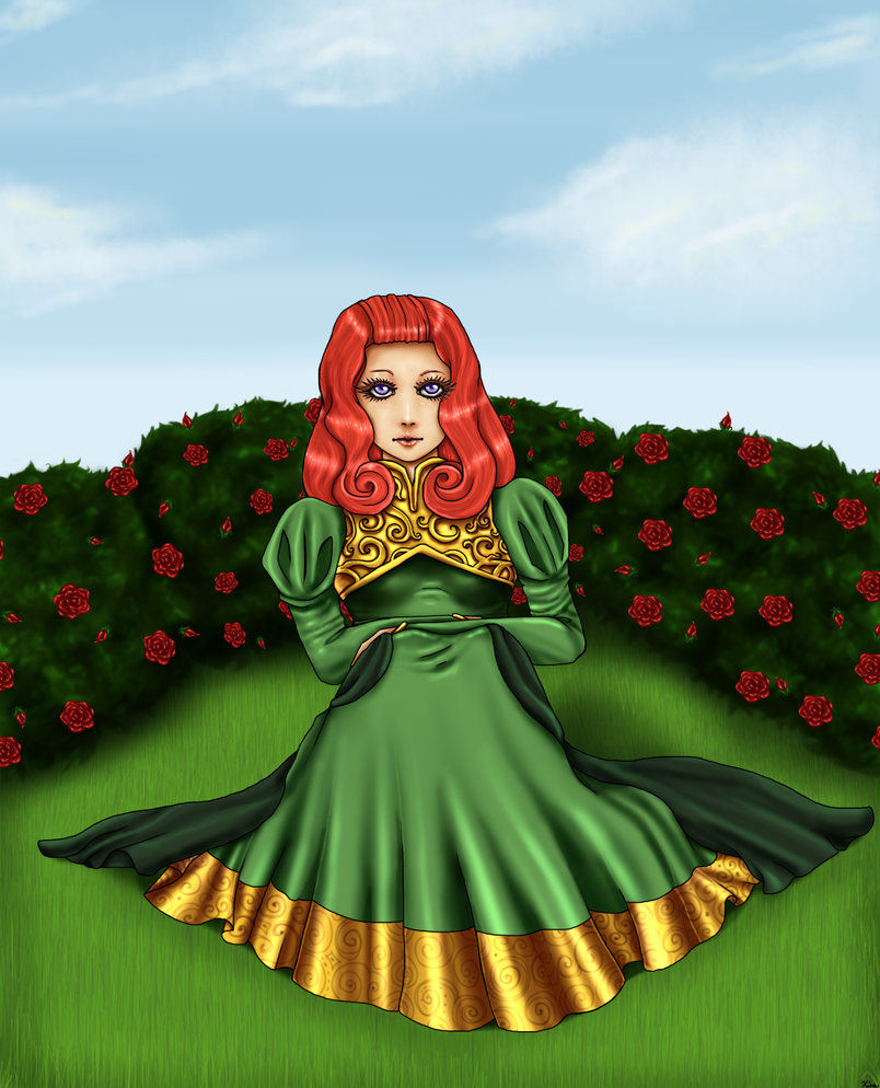 Rose Princess by LadyNoise