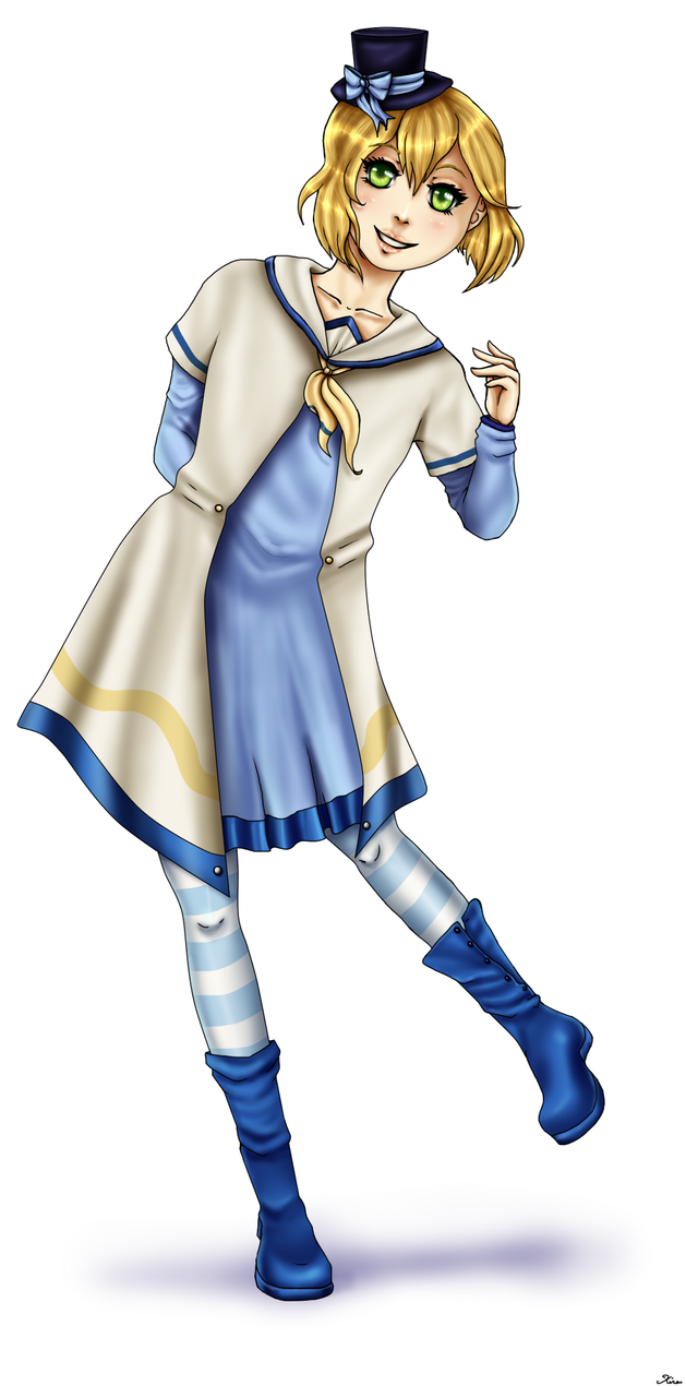 Ami by LadyNoise