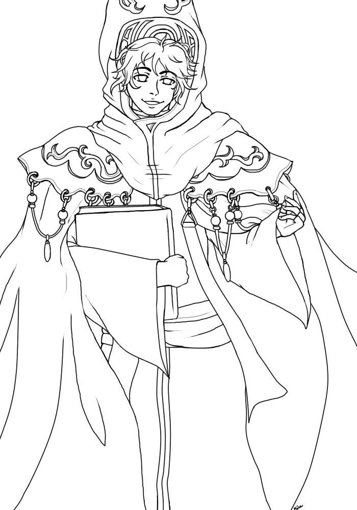 Merric by LadyNoise