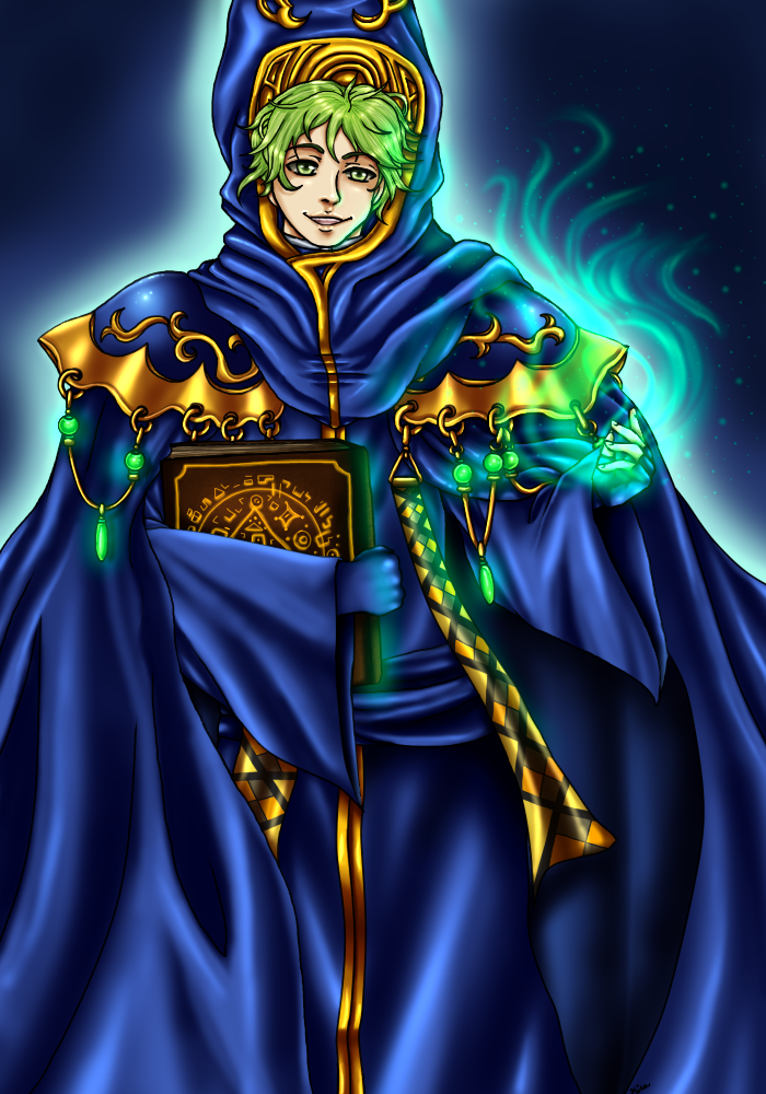 SS - Merric by LadyNoise