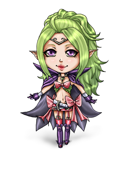 Nowi by LadyNoise