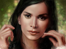 Patricia by elGuaricho