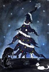 Happy, happy holiday... by mareCaligine