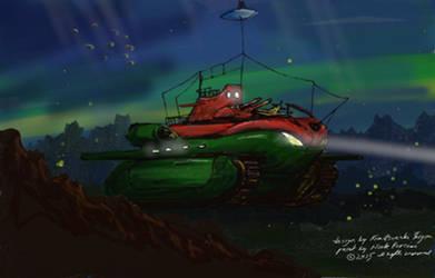 Submarine Tank