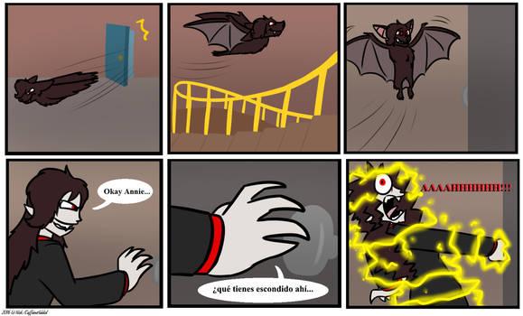 Soy un monstruo 125 - La puerta del armario pt. 8