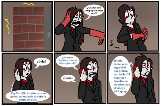 Soy un monstruo 127 - La puerta del armario pt. 10