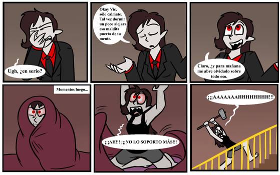 Soy un monstruo 129 - La puerta del armario pt. 12