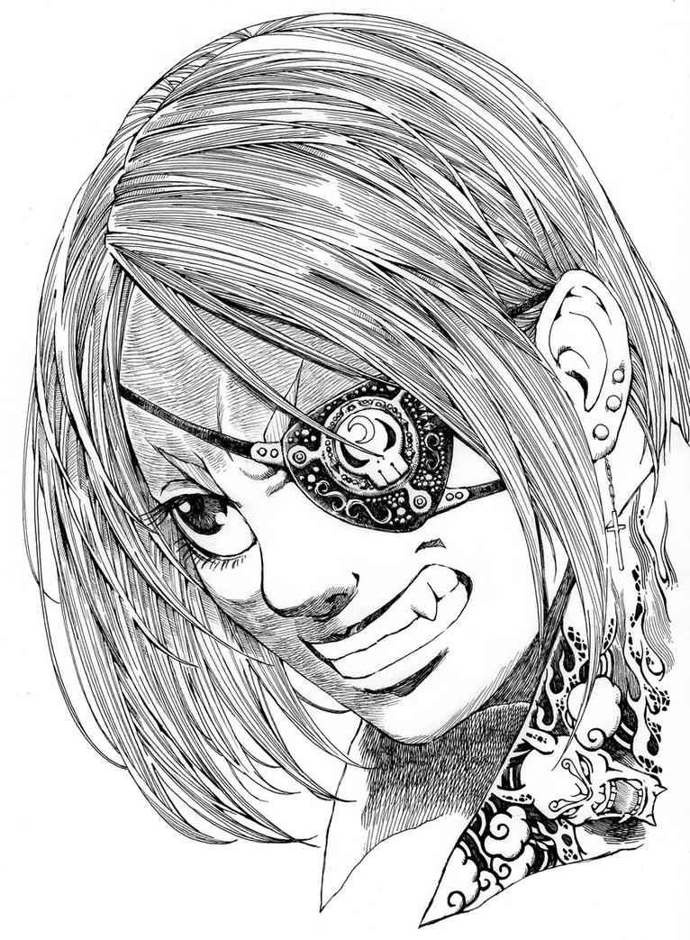 Eye by Kisaragi-Mutsuki