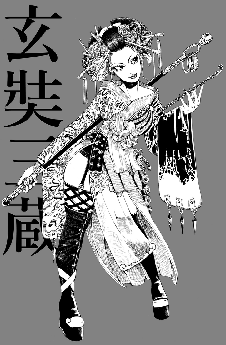 SANZO by Kisaragi-Mutsuki