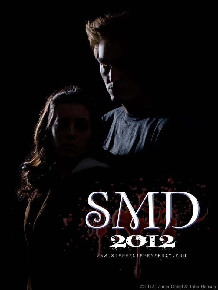 Stephenie Meyer Day 2012 Teaser Poster by HarajukuShoujo