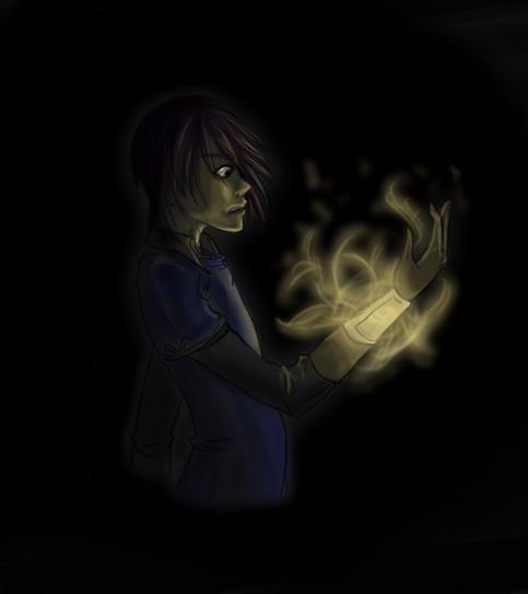 Something Magical by KeybladerNyaro