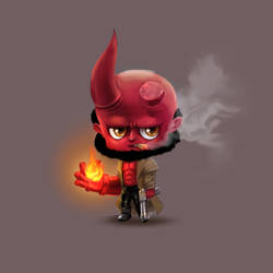 Hellboy by anhduy902000