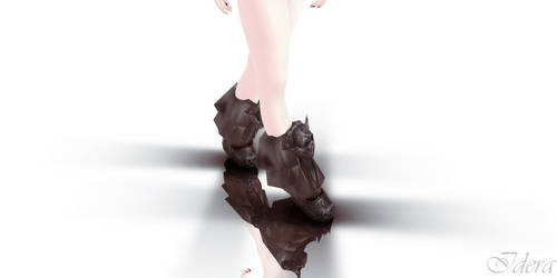 WoW Litch boots by Idera