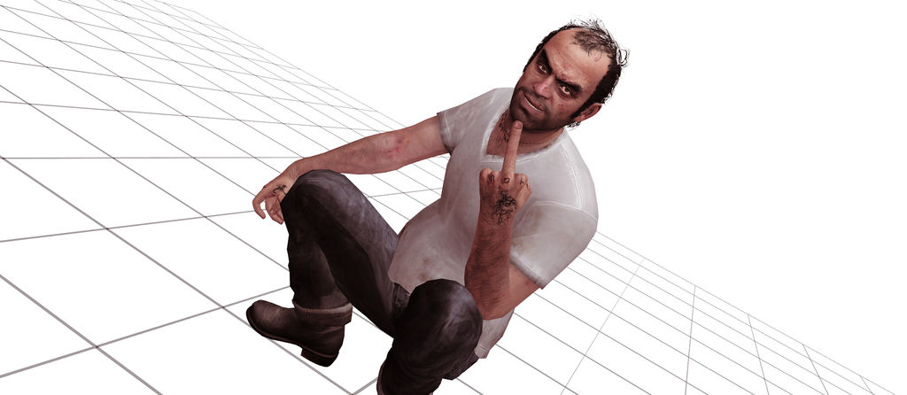steven ogg is hot but is older than meh, (LINK) by Idera on