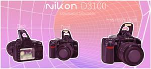 Nikon D3100 + DL