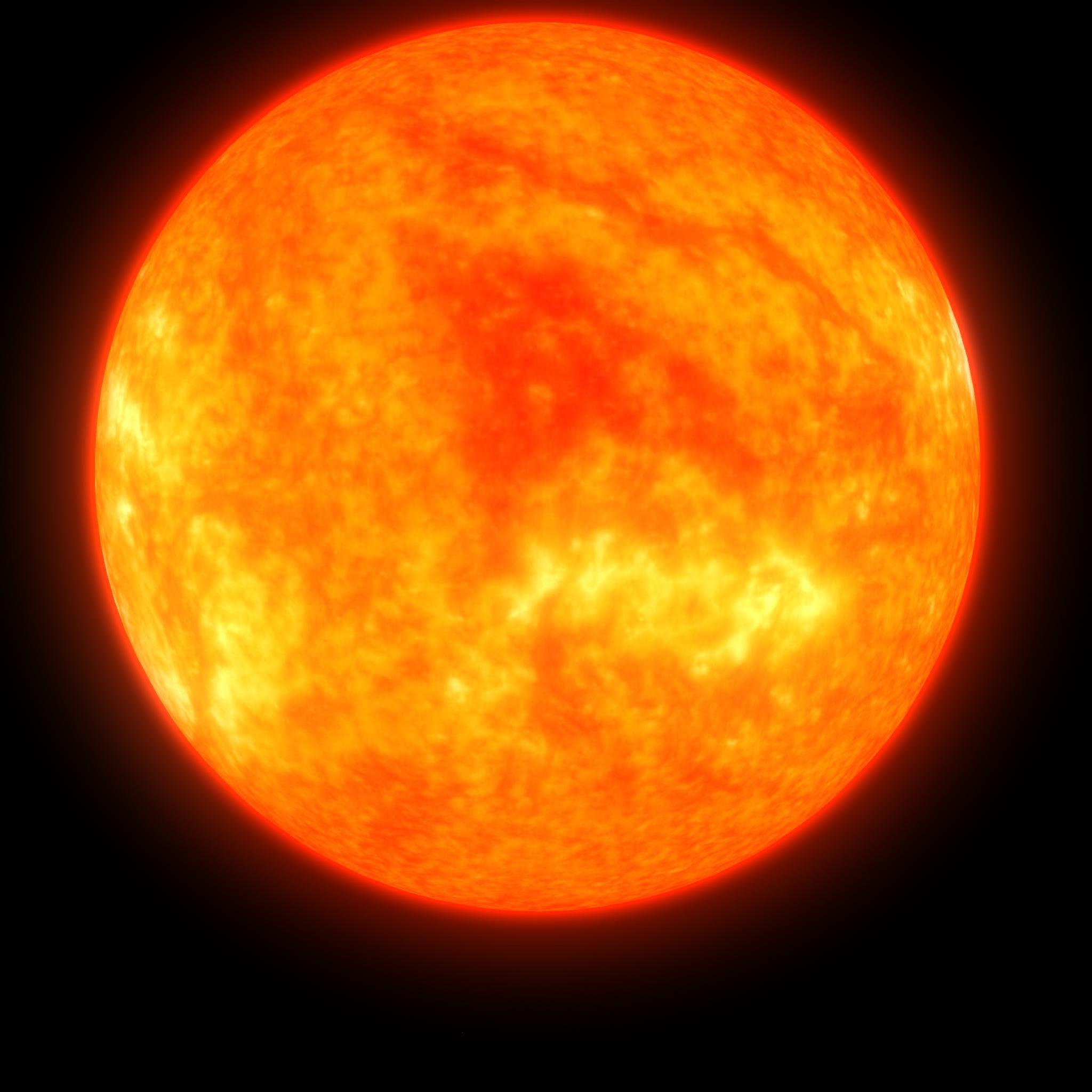 самая большое солнце на картинке гистомоноза паразитирует