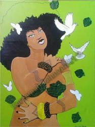 Mama Nature by Karii-la-maravilla