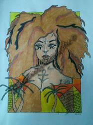 The Untamed Mane by Karii-la-maravilla