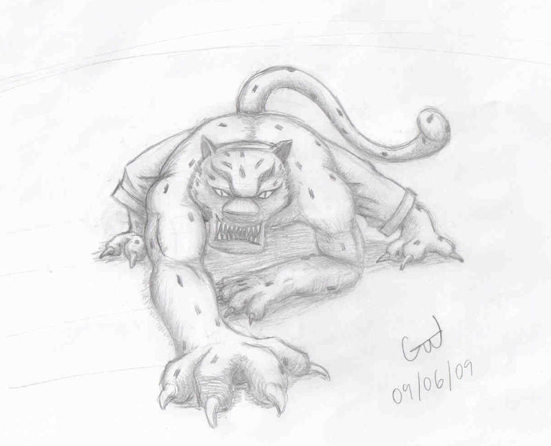 Tai Lung Pencils by d-us on DeviantArt