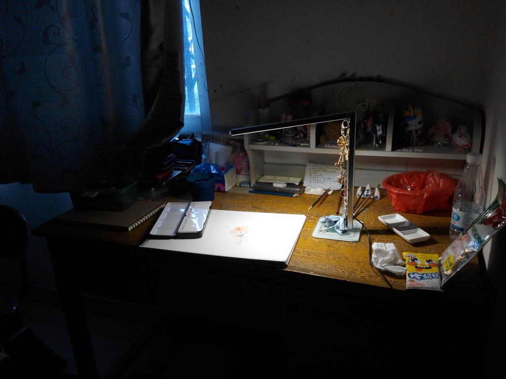my room by AWhiteSheep