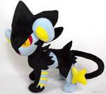 DX Pokemon Plush - Luxray