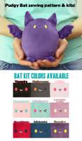 Pudgy Bats!