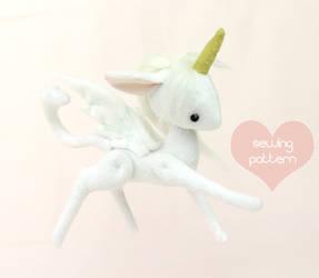 Pocket unicorn by TeacupLion