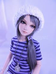 A little purple by cutejoint