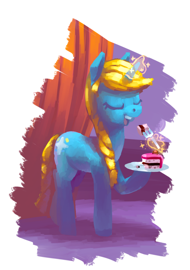Lady Aureol, Mazes and Mares Pre-Gen Character by brainflowcrash