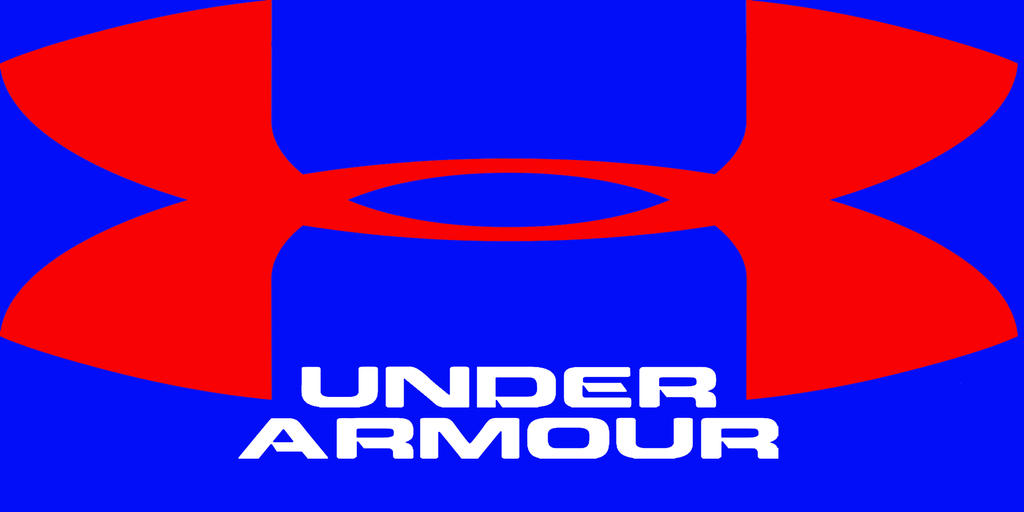 how to draw under armour logo