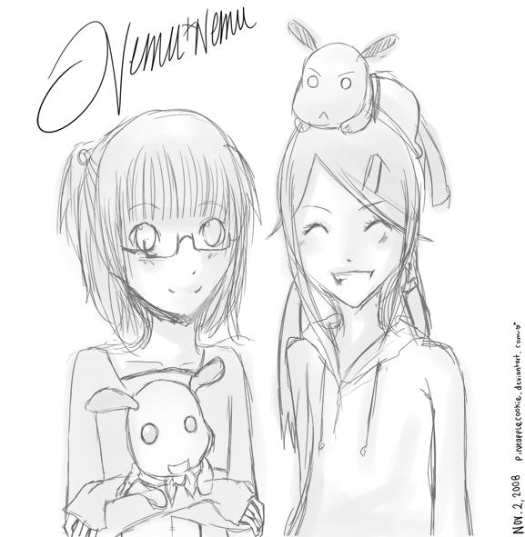 Nemu-Nemu by PineappleCookie