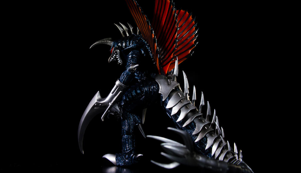 Gigan (2004) - Final Wars! by Mikallica on DeviantArt